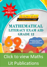 Maths Literacy